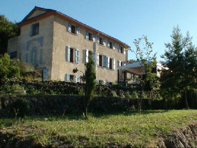 Chambre d'hotes,agriturismo a Grasse Costa Azurra,Alpi Marittime Le Relais du Peyloubet,charme,calmo,piscina 4